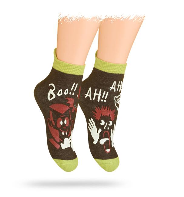 Dětské termo ponožky WOLA 21-23