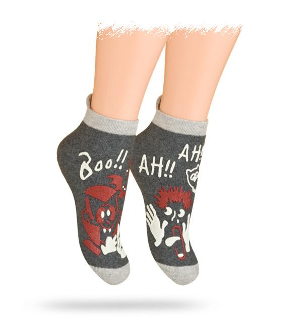 Dětské termo ponožky WOLA 30-32