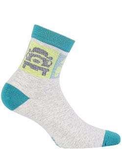Dětské vzorované ponožky GATTA 39-41