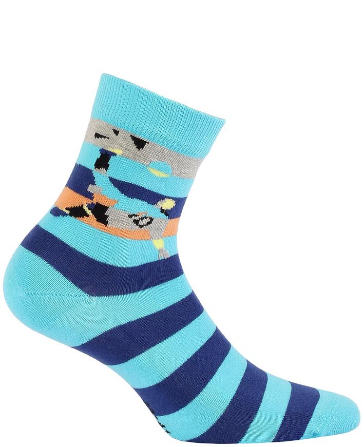 Vzorované ponožky GATTA 36-38