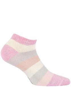 Dětské kotníkové ponožky WOLA PROUŽKY 24-26