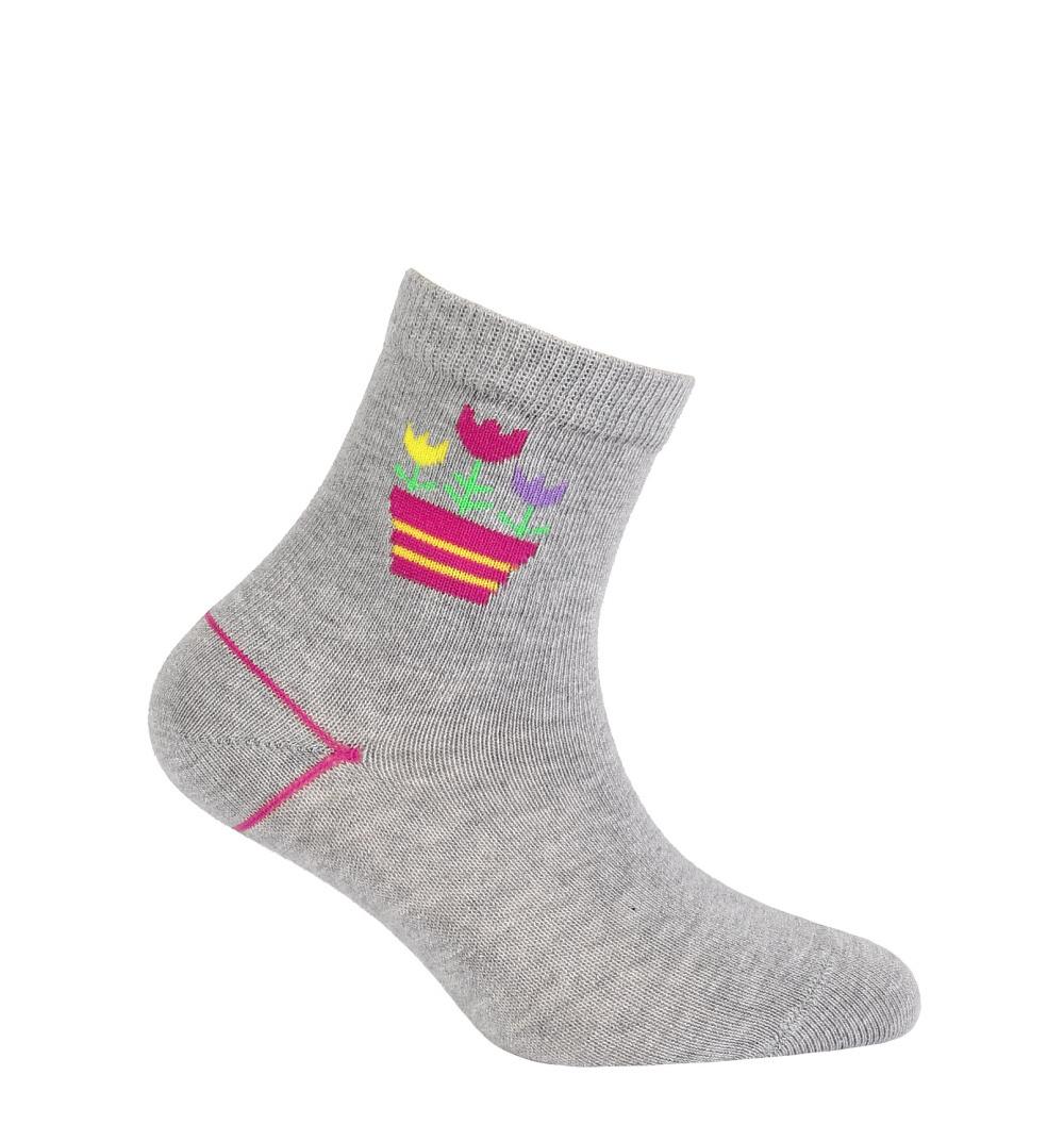 ponožky vzor WOLA 24-26