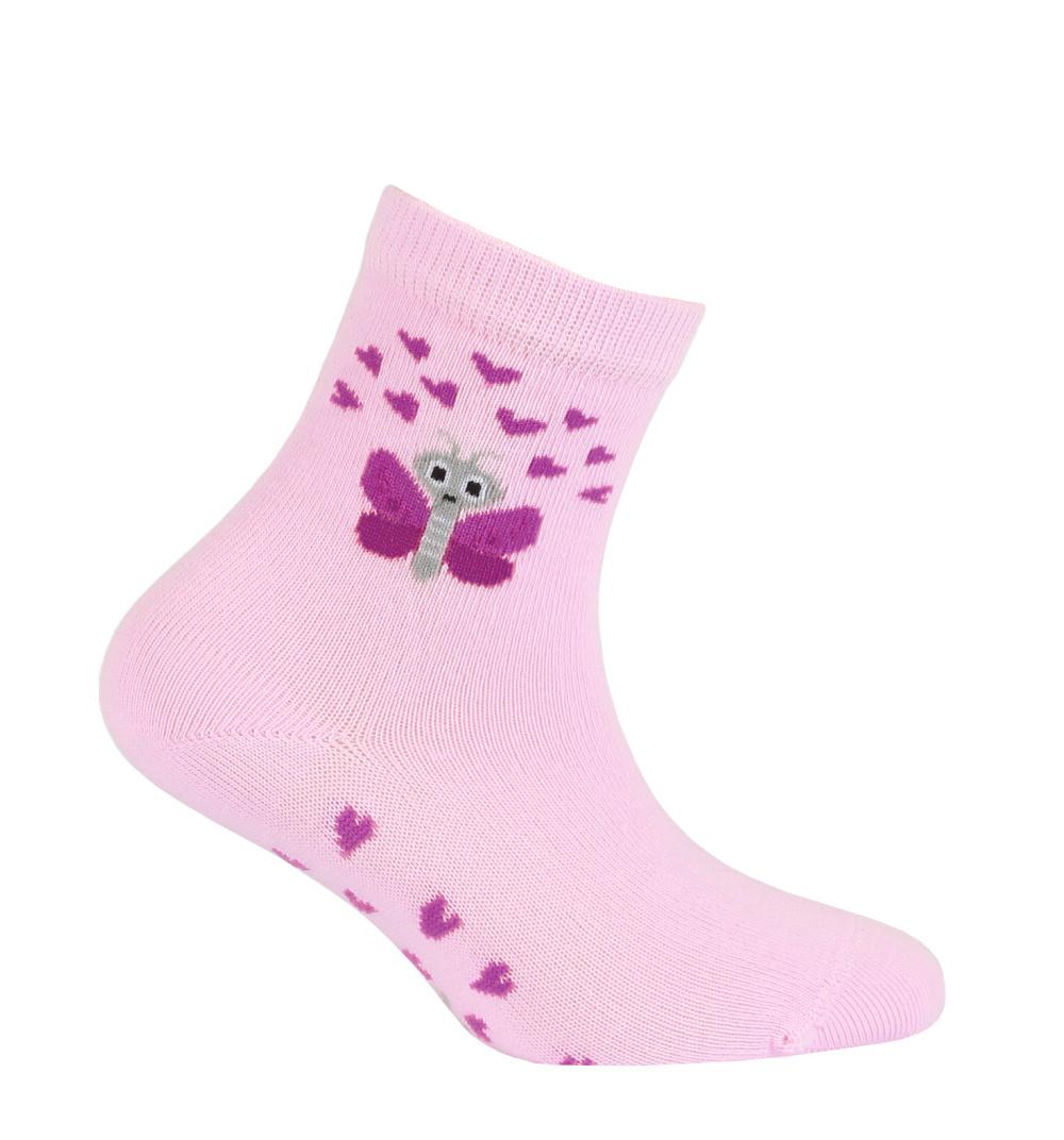 dětské ponožky vzor WOLA 15-17