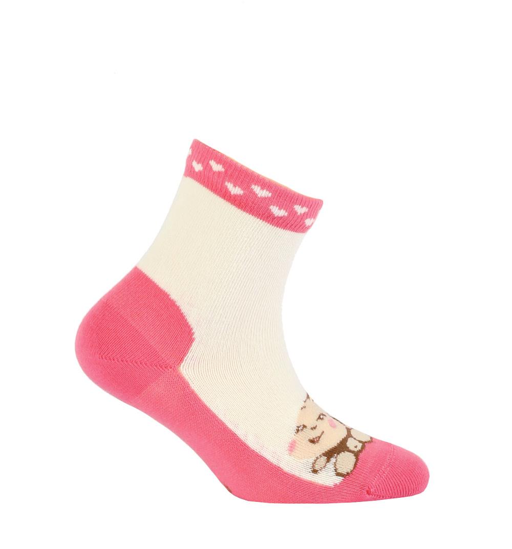 dětské ponožky vzor GATTA 21-23
