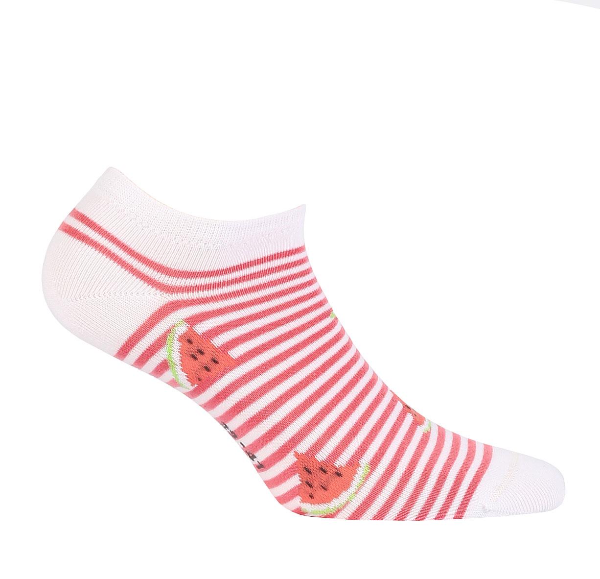 dětské ponožky kotníkové WOLA MELOUN 21-23