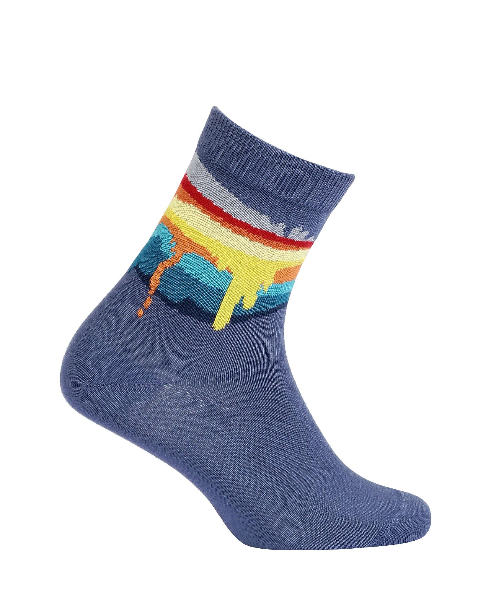 dětské ponožky vzor GATTA 30-32