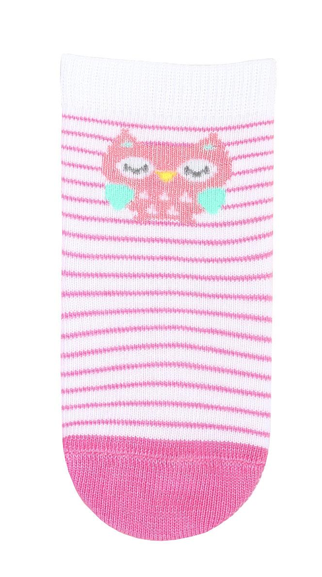 dětské ponožky vzor WOLA SOVIČKA 15-17