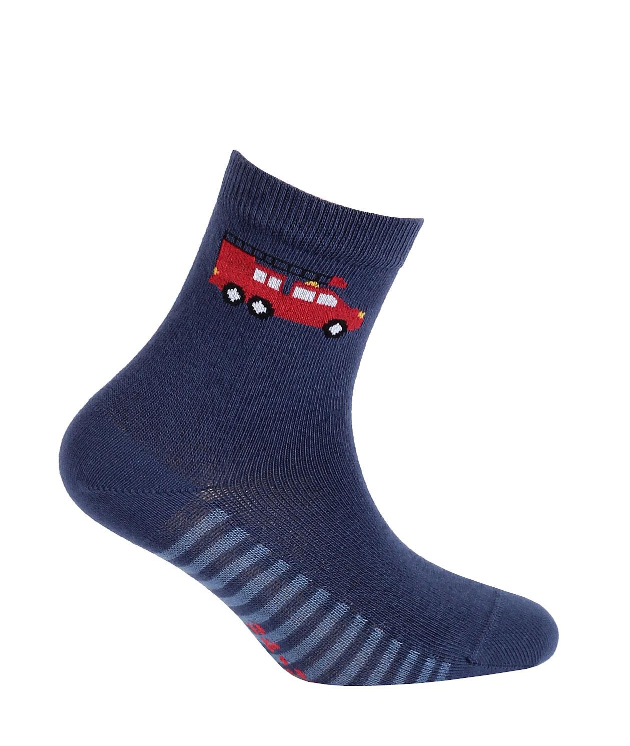 dětské ponožky vzor GATTA HASIČI 24-26