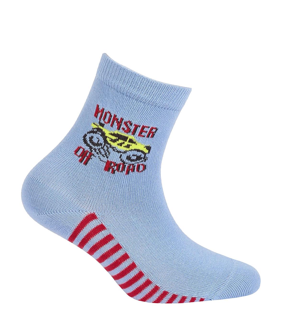 dětské ponožky vzor GATTA OFF ROAD 27-29