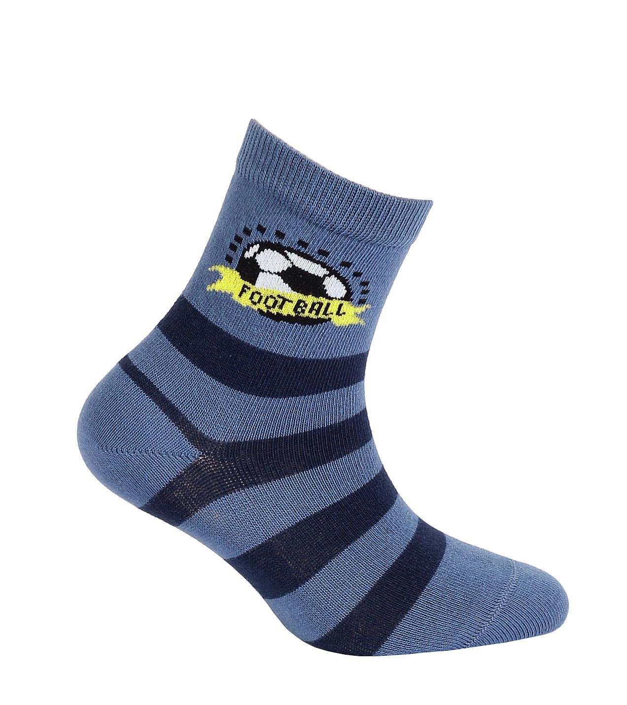 dětské ponožky vzor GATTA FOOTBALL 27-29