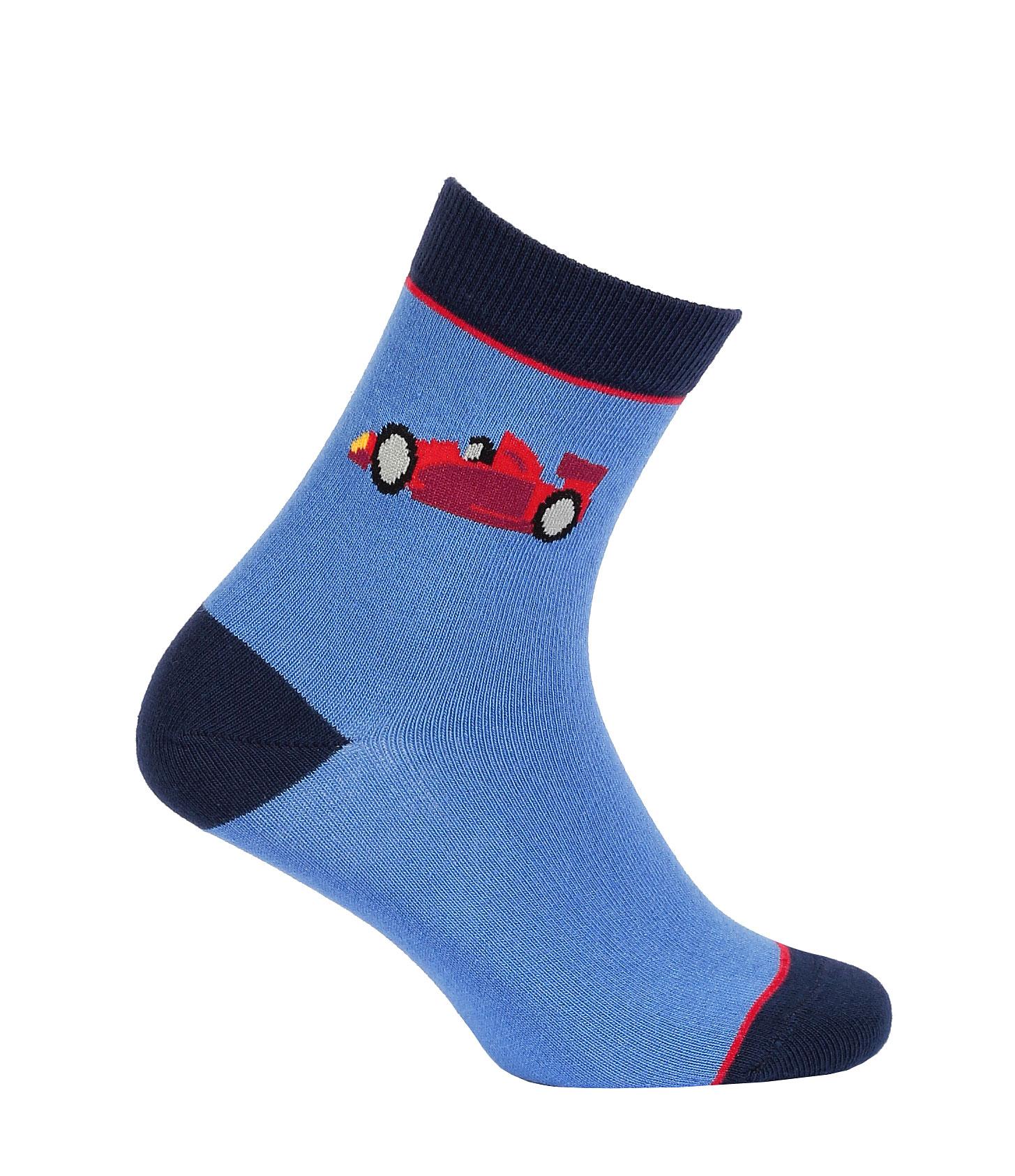 dětské ponožky vzor GATTA FORMULE 27-29