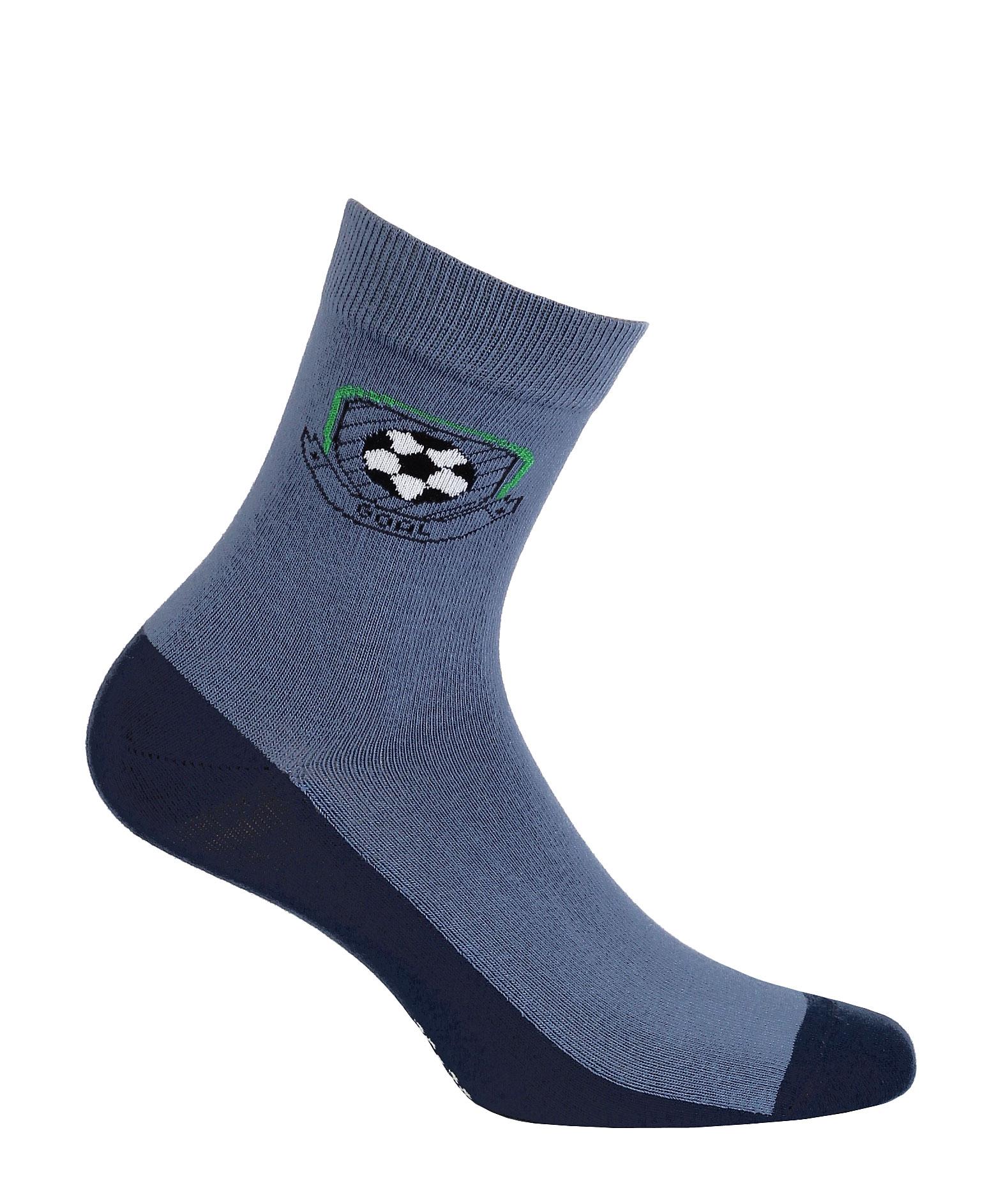 dětské ponožky vzor GATTA GÓL 36-38