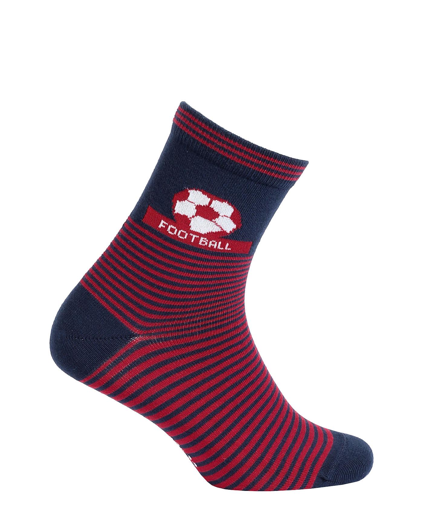 ponožky vzor WOLA MÍČ 24-26