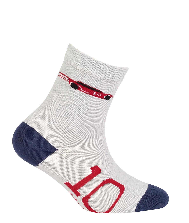 dětské ponožky vzor WOLA AUTO 21-23