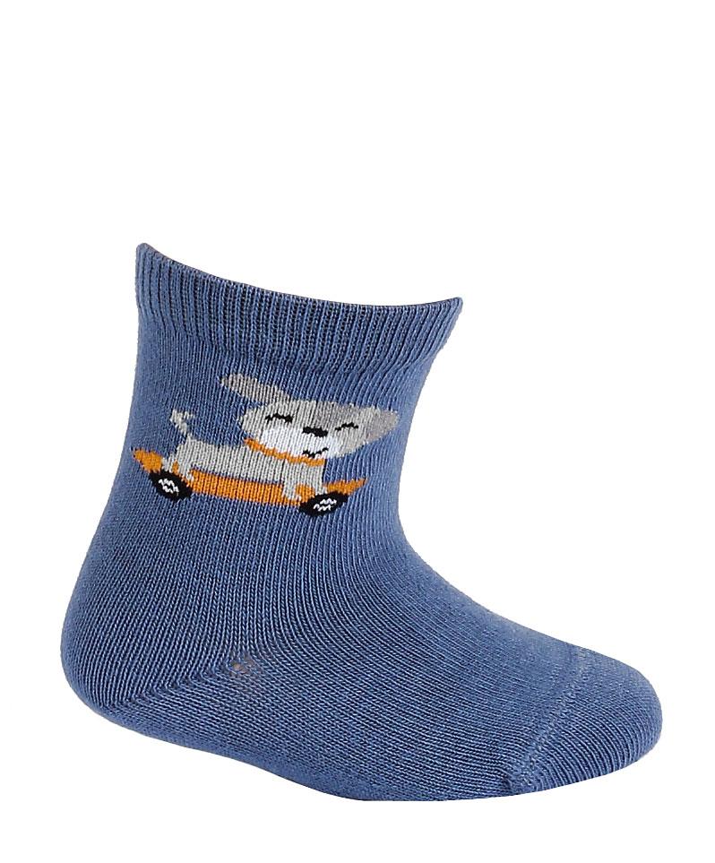 kojenecké ponožky vzor WOLA PEJSEK 18-20