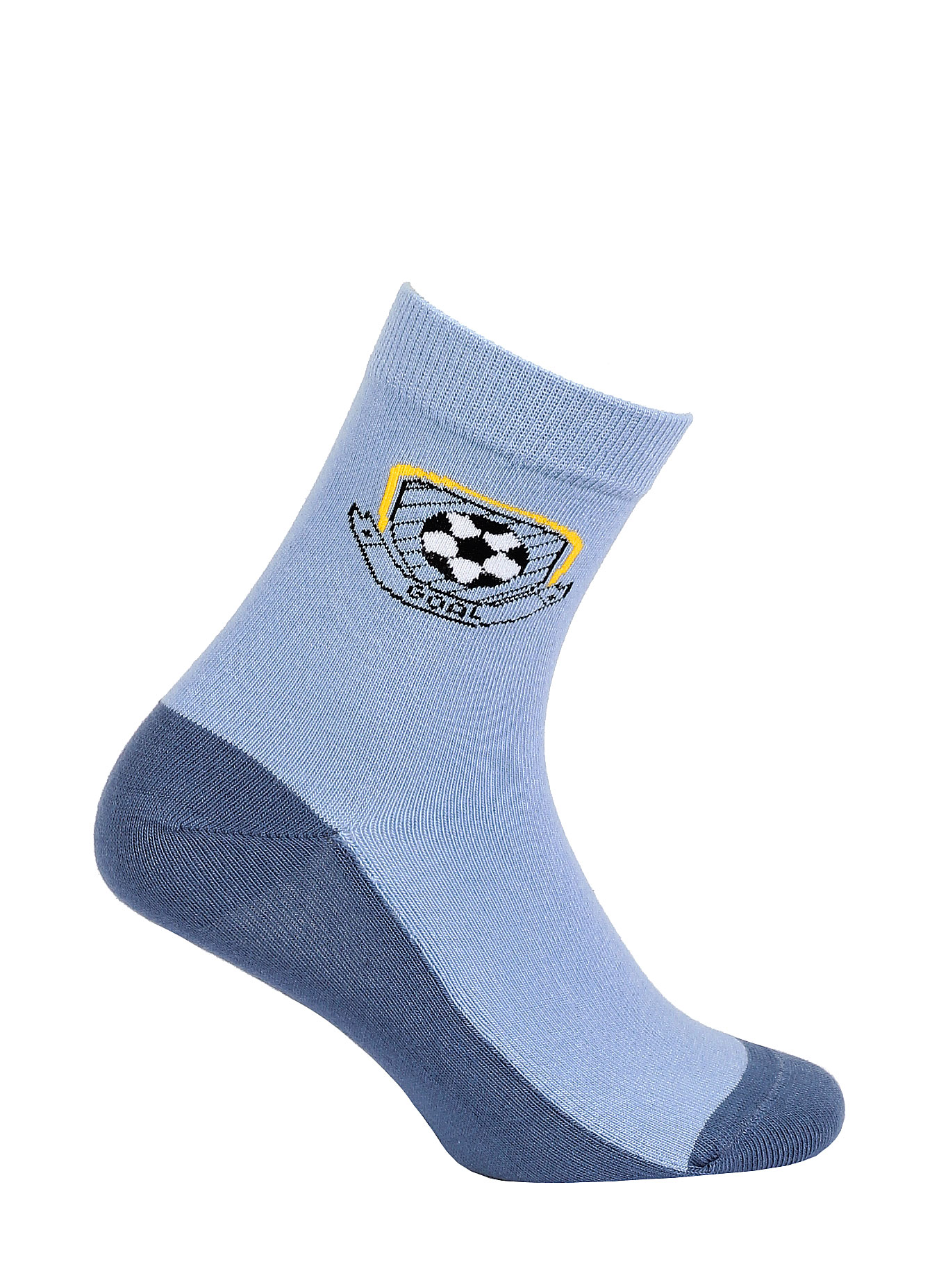 dětské ponožky vzor GATTA GÓL modré 30-32