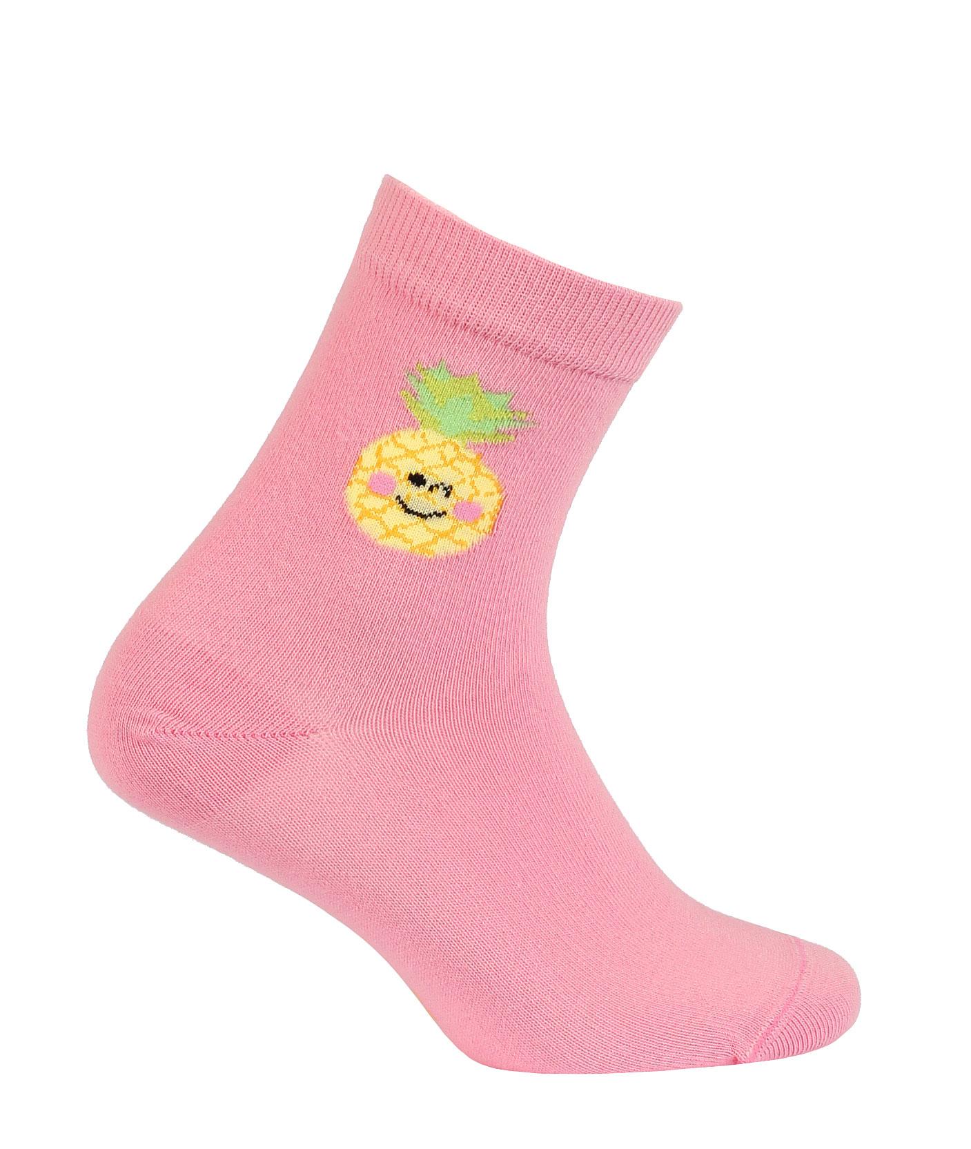 dětské ponožky vzor WOLA ANANAS 21-23