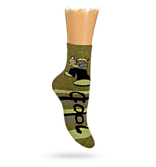 dětské ponožky termo WOLA 27-29