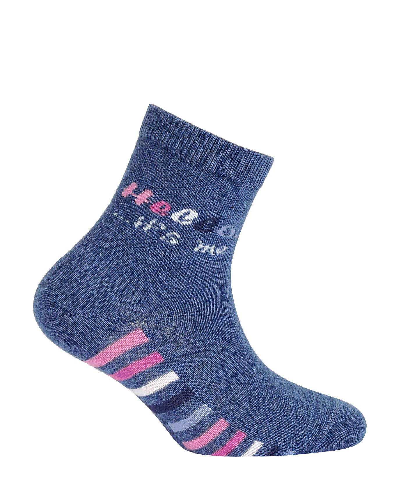 dětské ponožky vzor GATTA HELLO 21-23