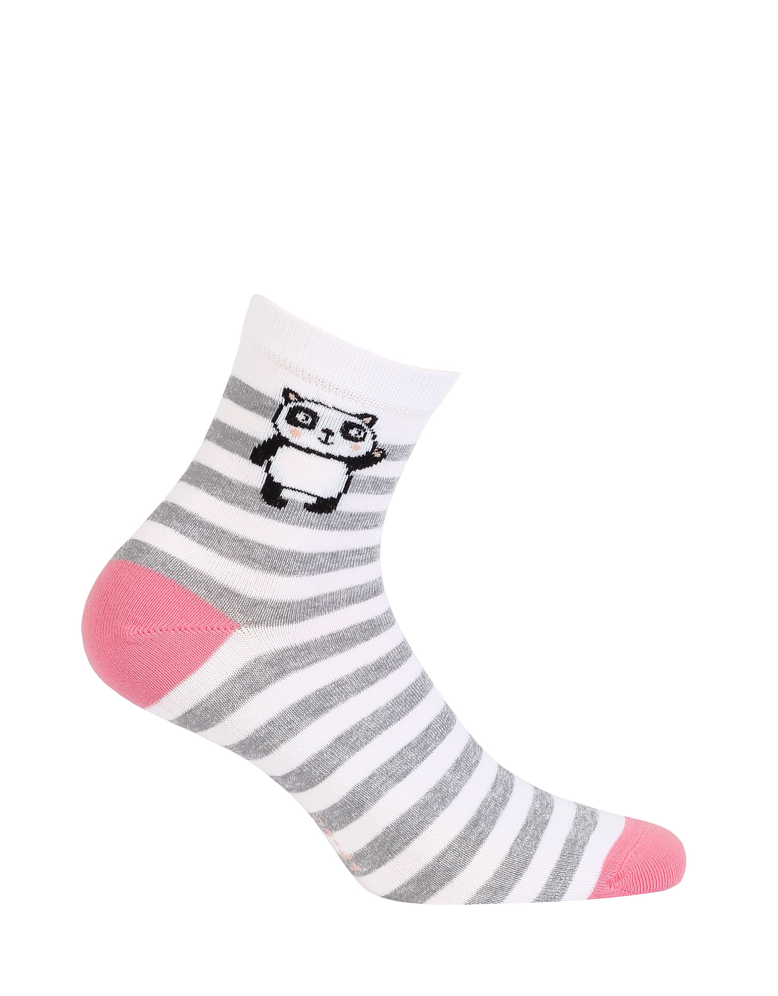 vzorované ponožky GATTA PANDA, PROUŽKY 39-41