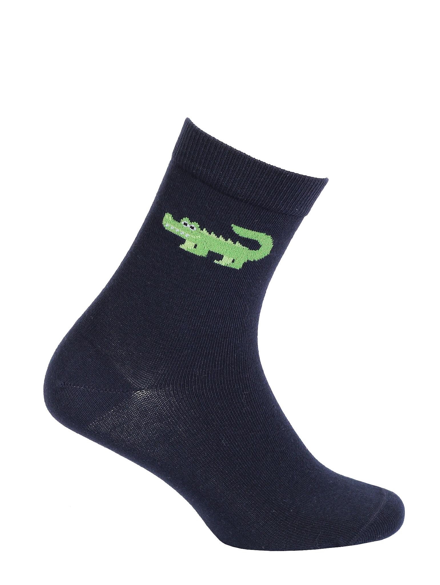 dětské ponožky vzor GATTA KROKODÝL 27-29