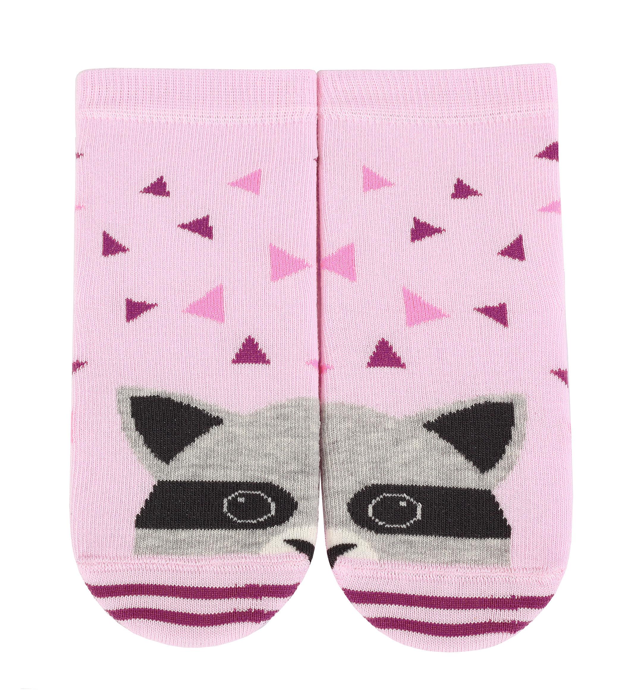 dětské ponožky vzor WOLA MÝVAL 21-23