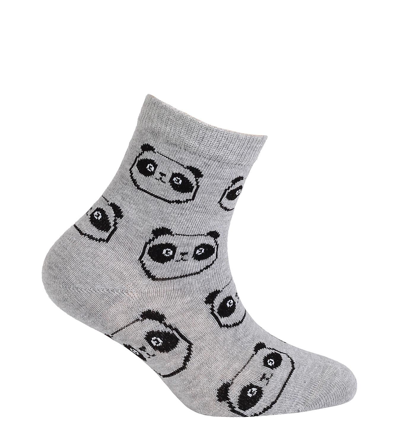 dětské ponožky vzor WOLA PANDY 21-23