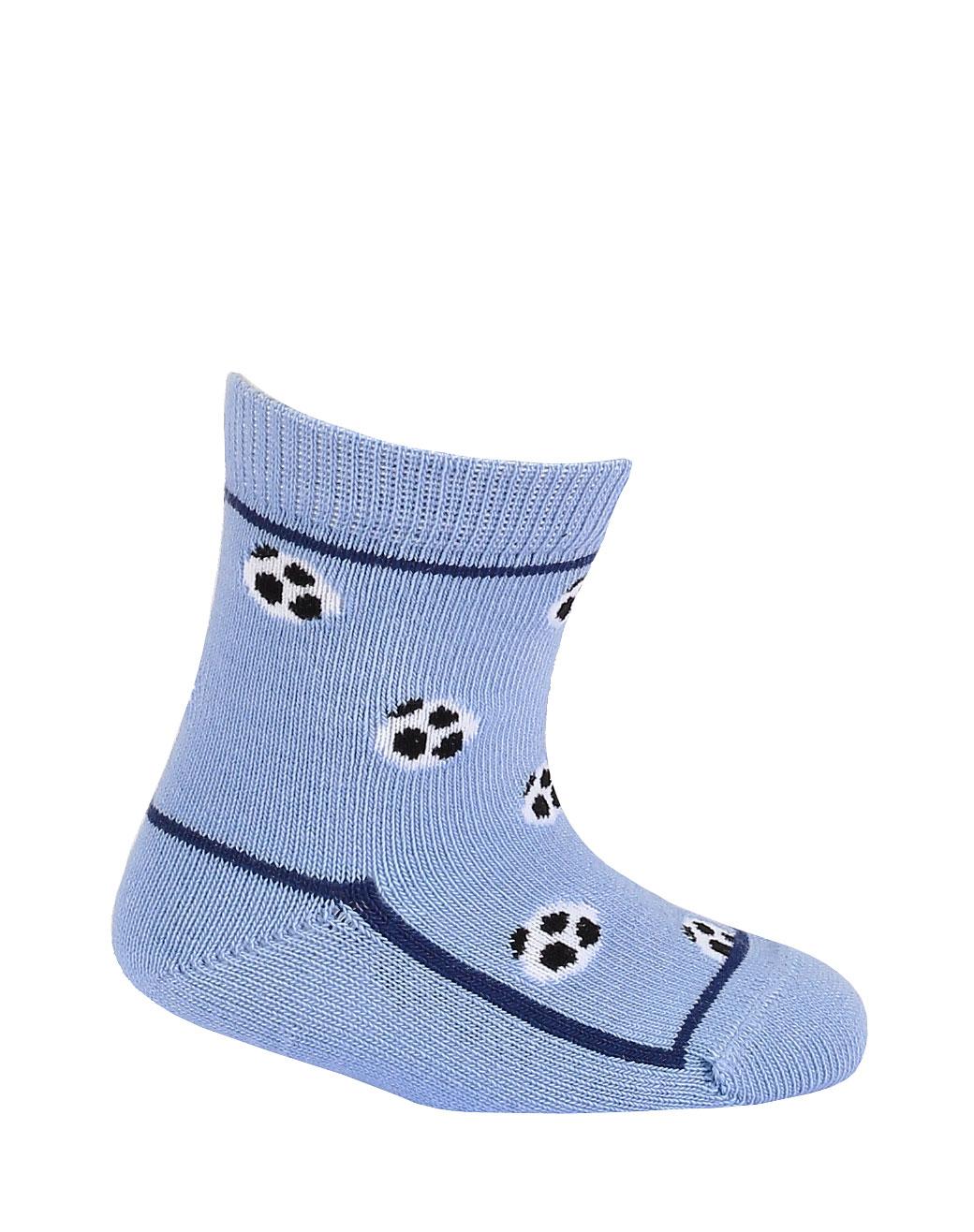 kojenecké ponožky vzor WOLA MÍČKY 15-17
