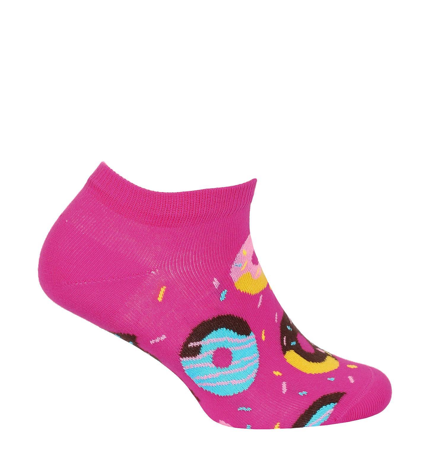 dětské ponožky kotníkové WOLA DONUTY 24-26