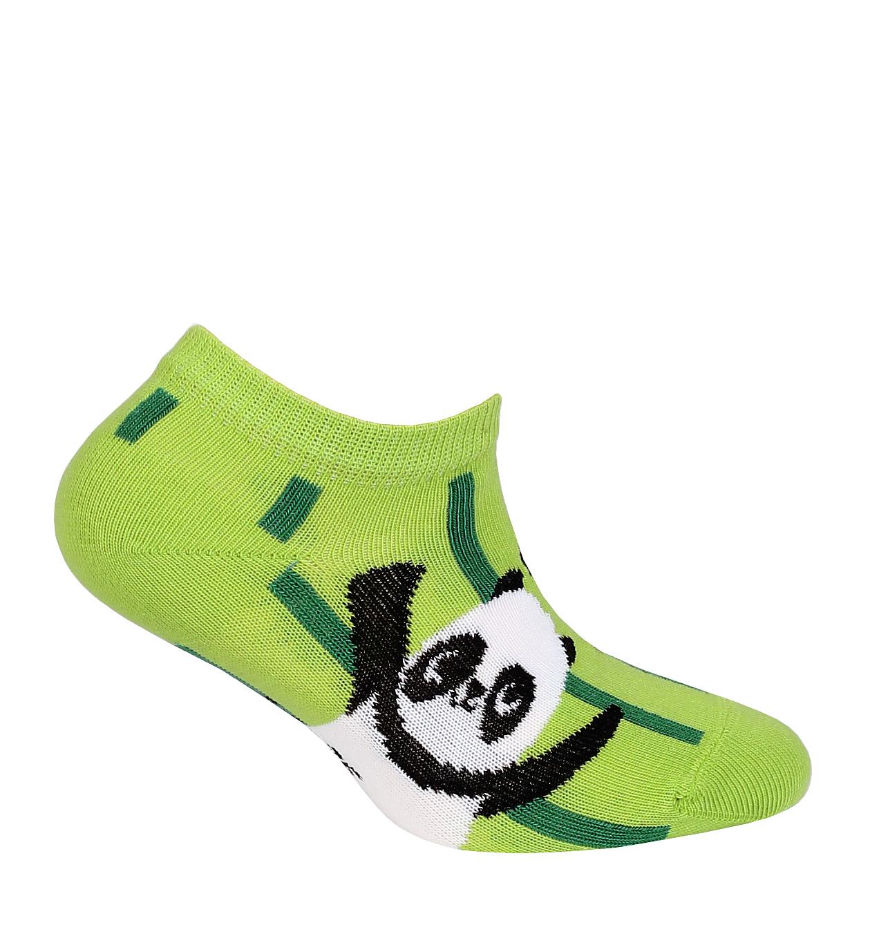 dětské ponožky kotníkové WOLA PANDY 24-26