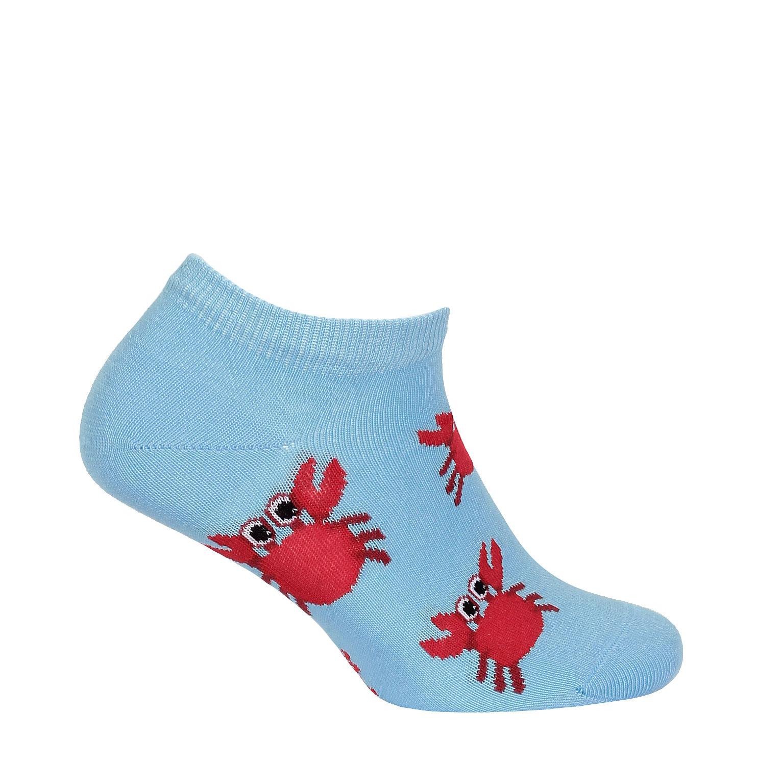 dětské ponožky kotníkové WOLA KRABI 24-26