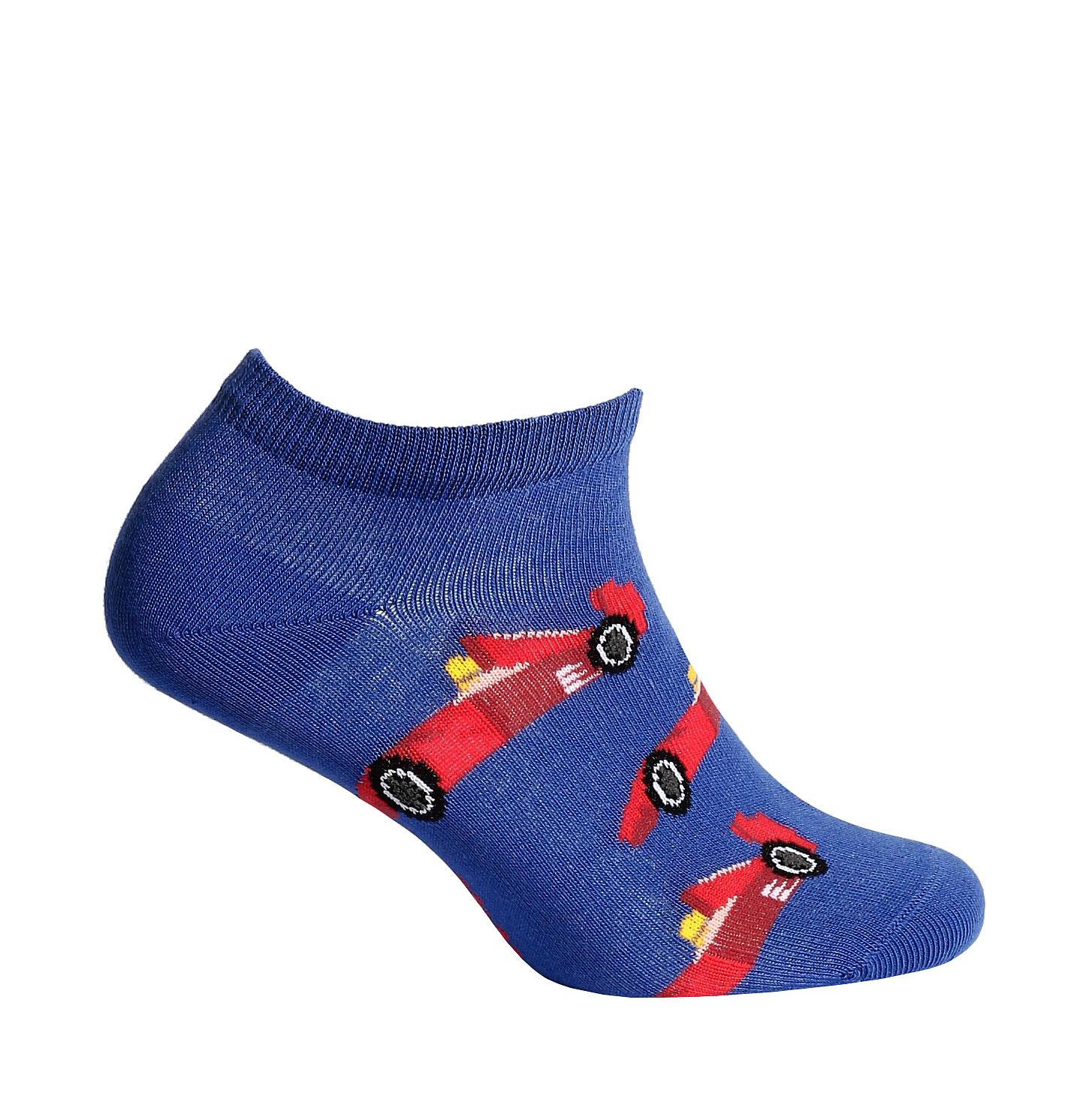 dětské ponožky kotníkové WOLA FORMULE 24-26