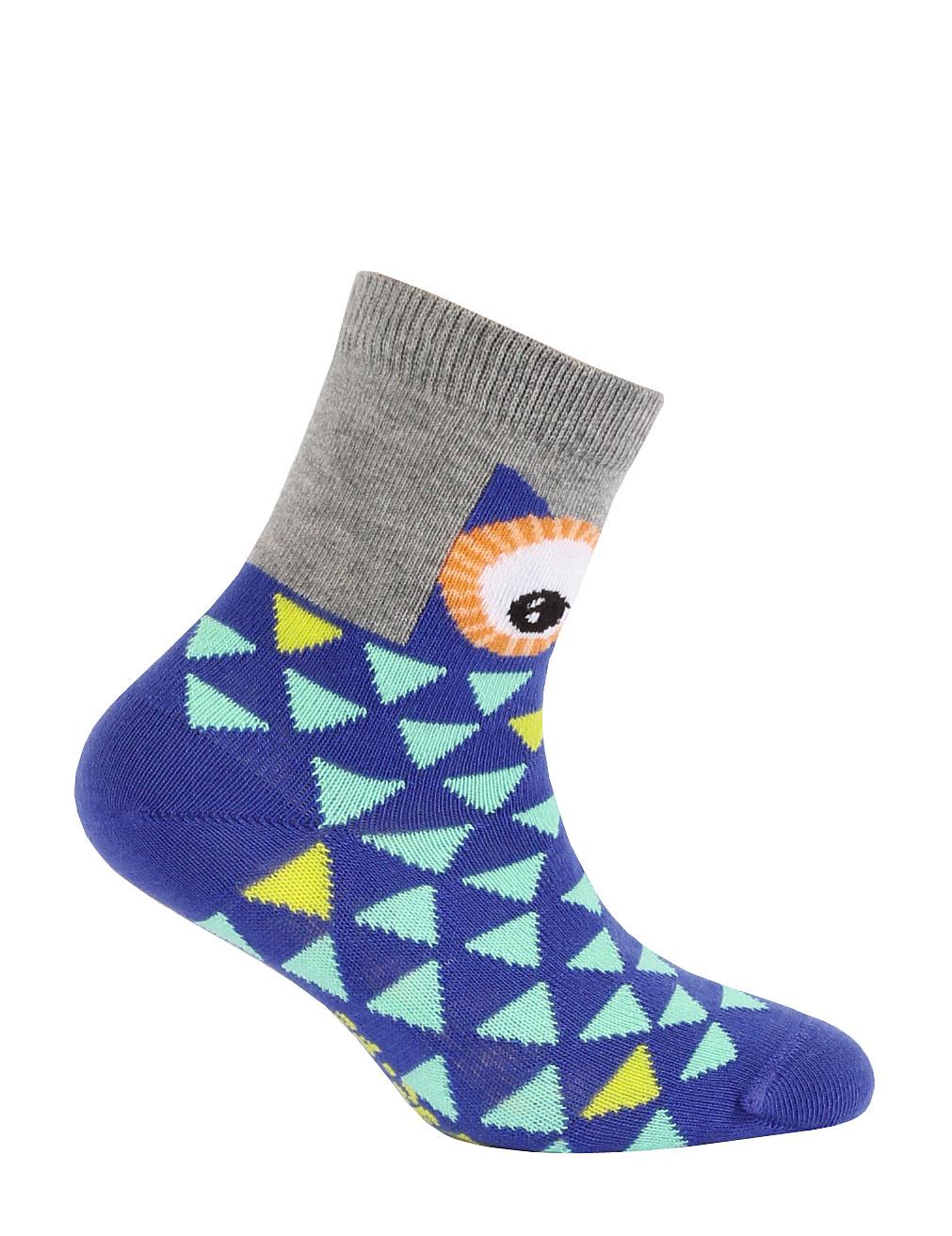 dětské ponožky vzor WOLA 21-23