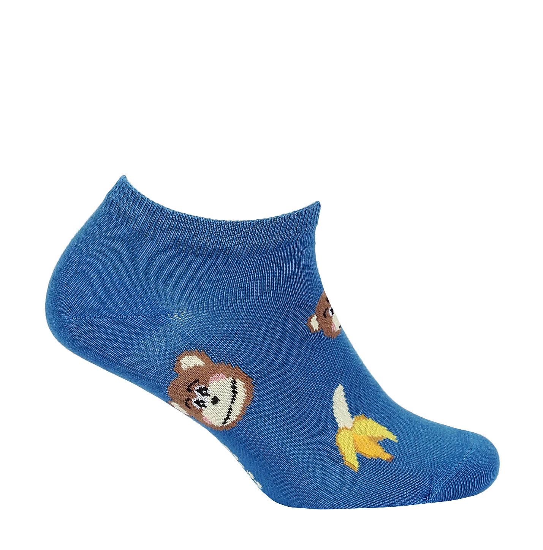 dětské ponožky kotníkové WOLA OPIČKY 21-23