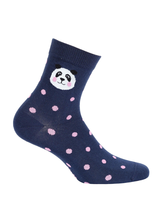 dětské ponožky vzor GATTA PANDA, PUNTÍKY 36-38