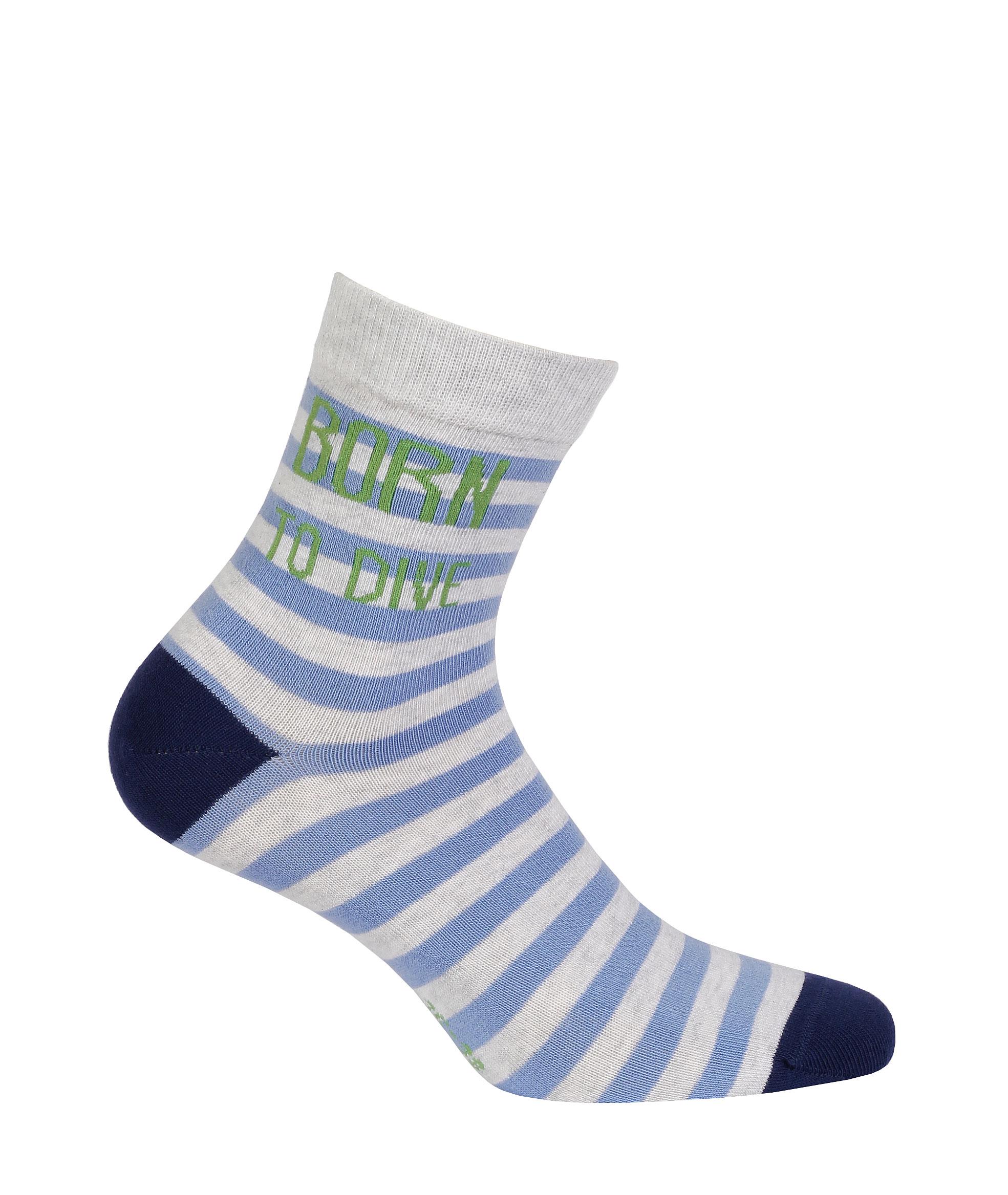 dětské ponožky vzor GATTA BORN TO DIVE 36-38