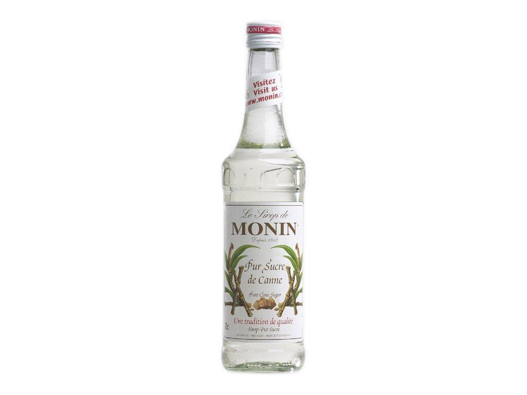 Monin Sucre de Canne - cukrová třtina 1 l