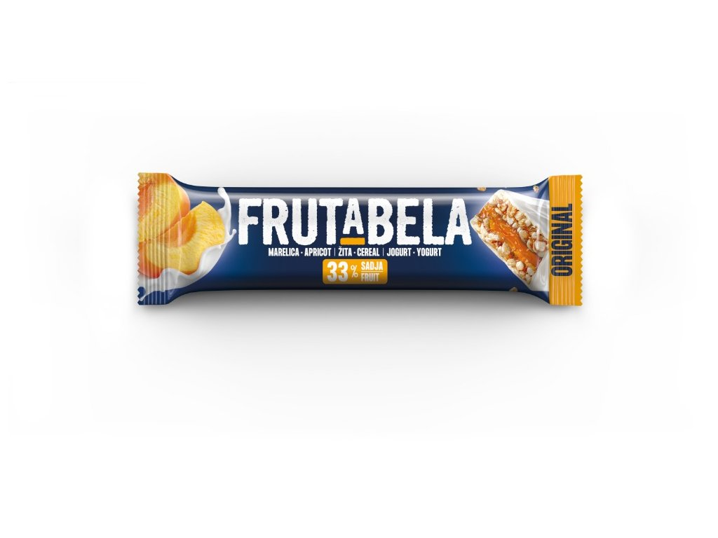21987 fructal frutabela merunka v jogurtu cerealni tycinka 30g