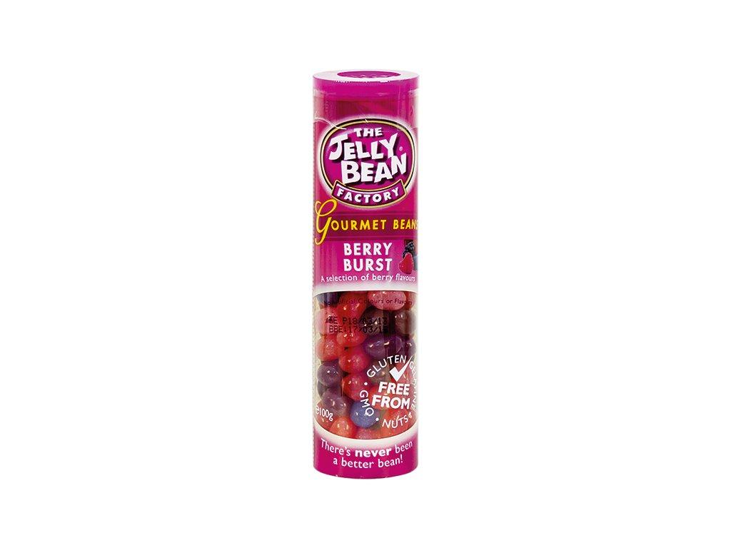 Jelly Bean Berry Burst - želé fazolky lesní plody tuba 100g