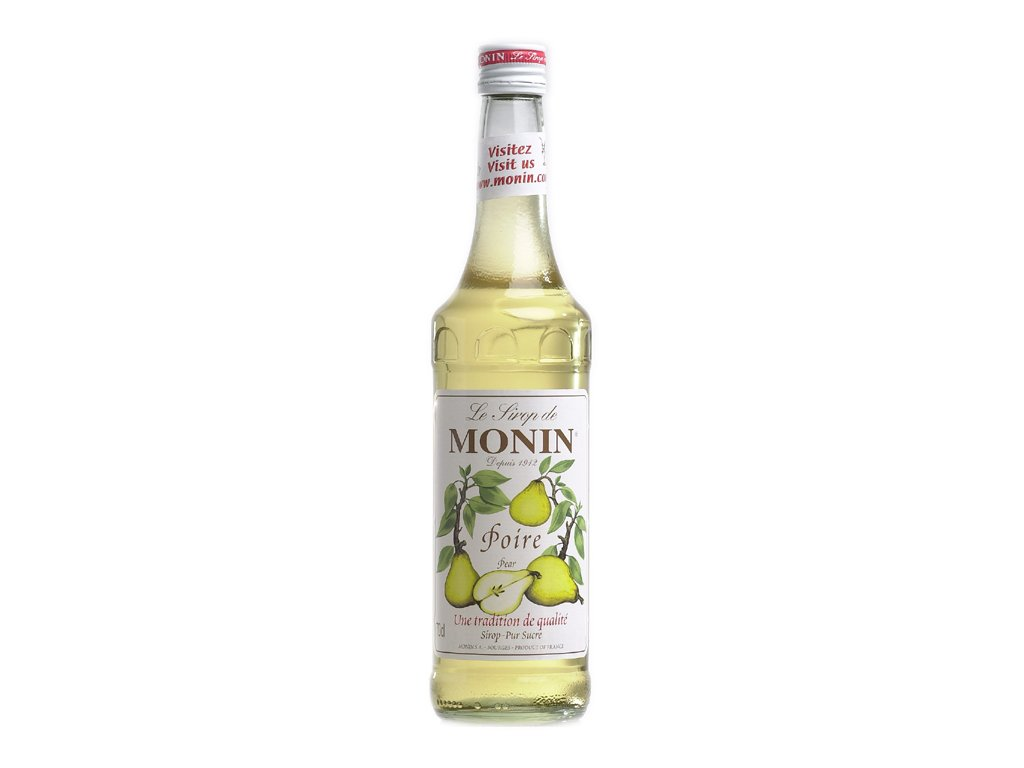 Monin Pear - hruška 0,7 l