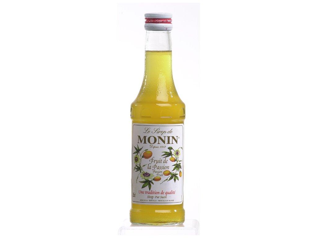Monin Passion Fruit - maracuja 0,25 l