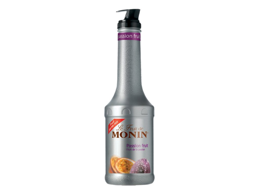 Monin puree fruit passion - Maracuja 1 l