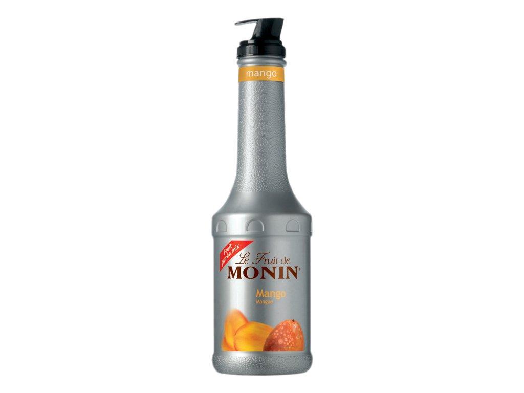 Monin puree fruit mango  1 l