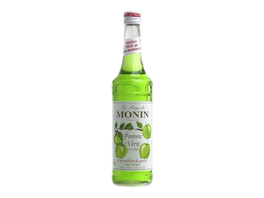 Monin green apple - zelené jablko 0,7 l