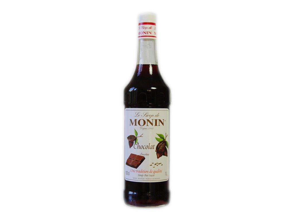 Monin chocolate - čokoláda 1 l