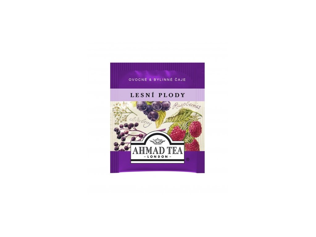 Čaj Lesní Plody 60g Ahmad Tea