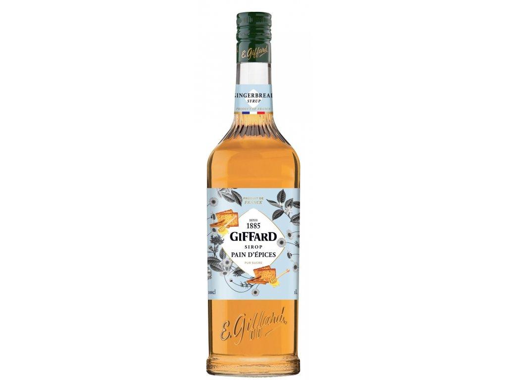 Giffard Gingerbread - perníkový sirup 1l