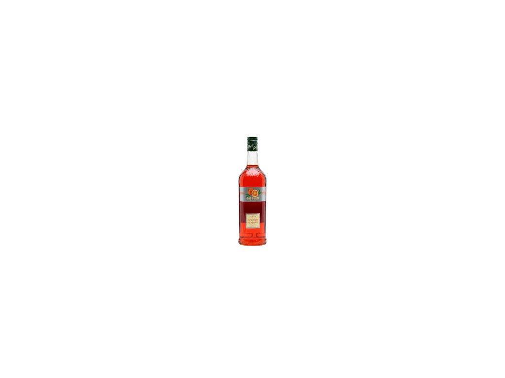 Giffard Red Orange - sirup červený pomeranč 1l