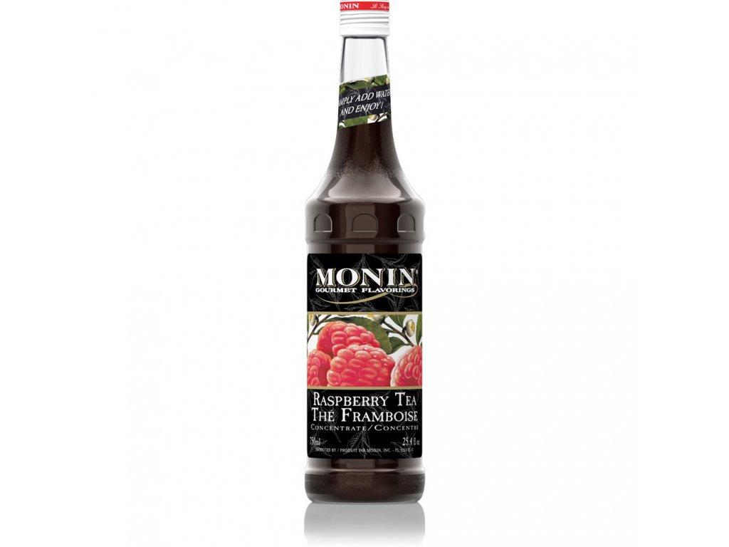 Monin Raspberry tea - Malinový čaj 0,7 l