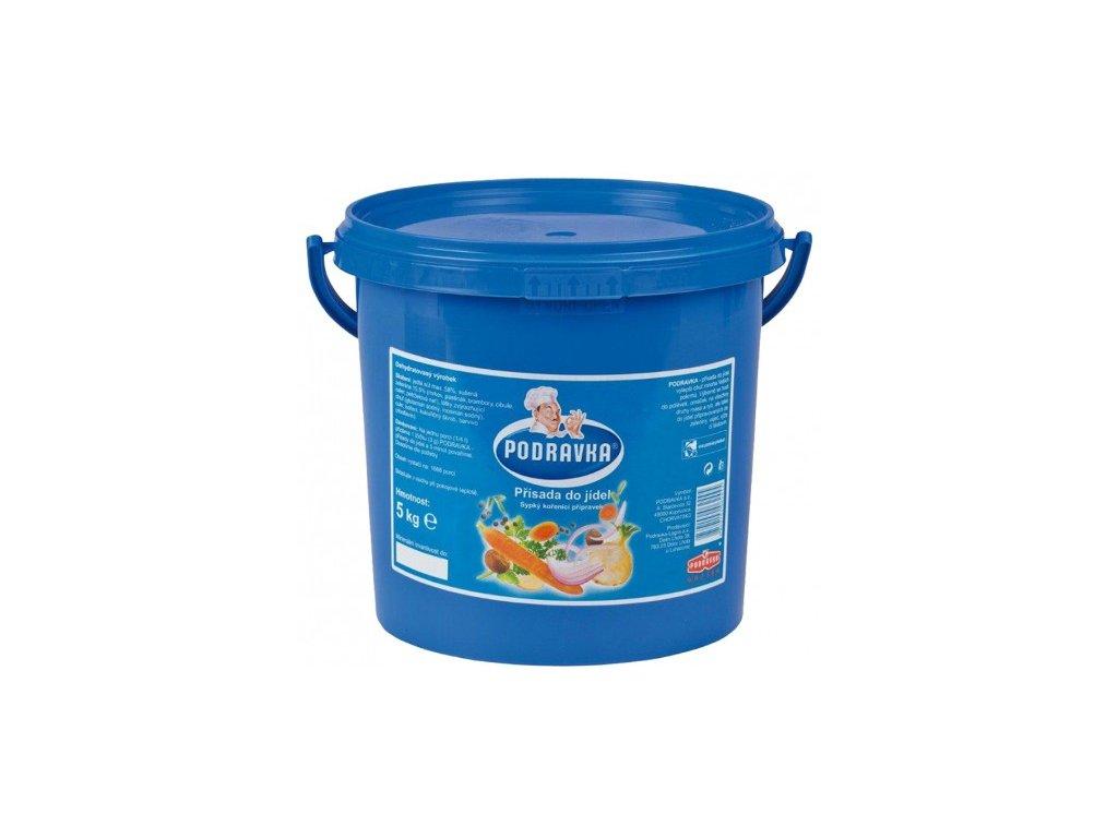 Polévkové koření sypká směs kyblík 5 Kg Podravka